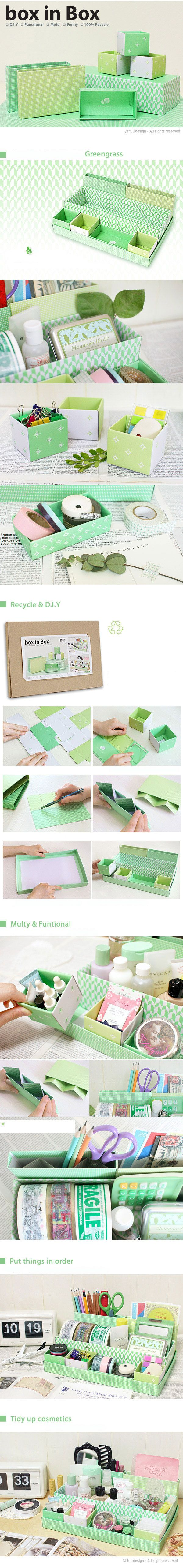 TO DO: Create a box-in-a-box....Very cool tutorial...