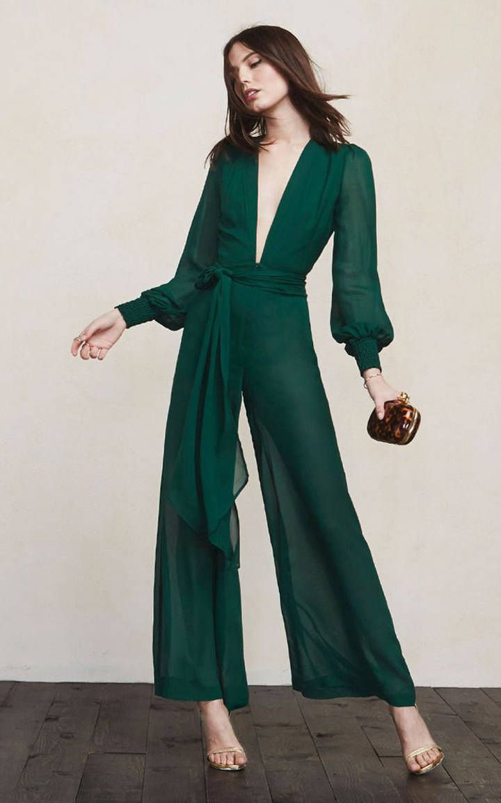 25+ Best Ideas About Formal Jumpsuit On Pinterest | Palazzo Jumpsuit Jumpsuit Outfit And Work ...