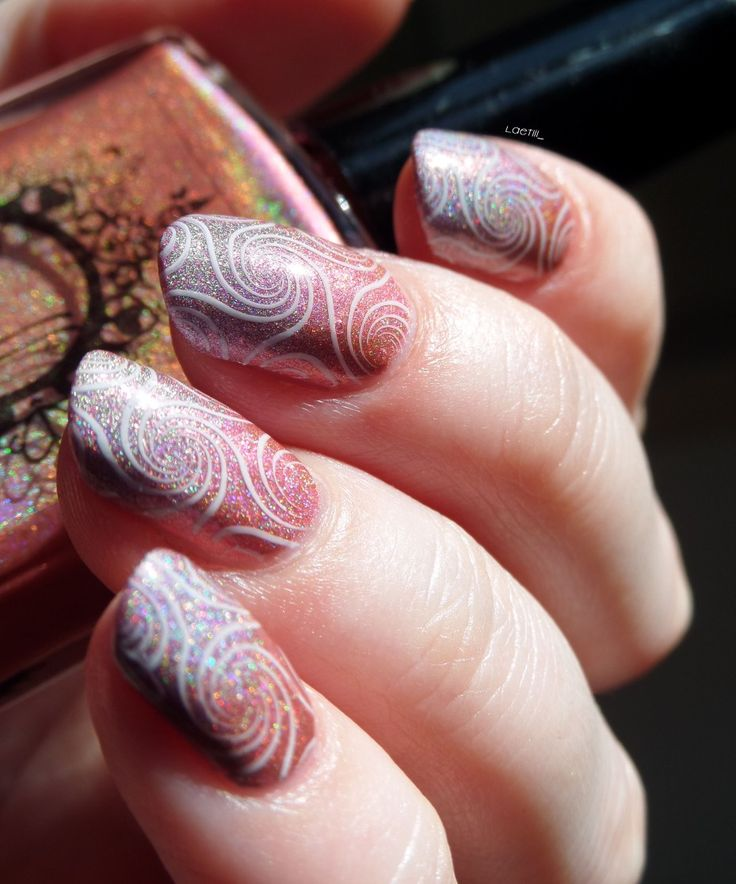 Mani by Laetiii_, using 3 Spells from the Charlie Loves Bella collection!