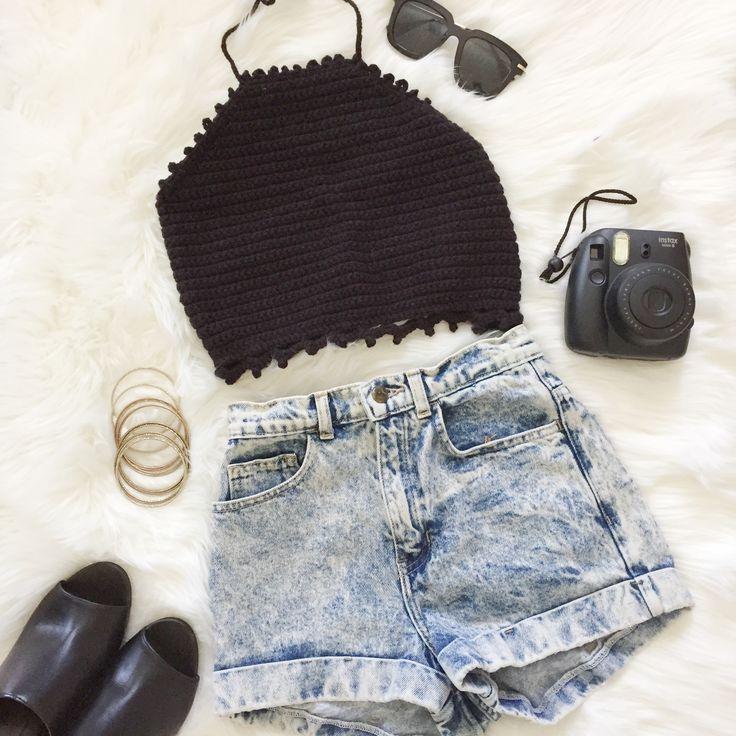 Crochet outfit inspo