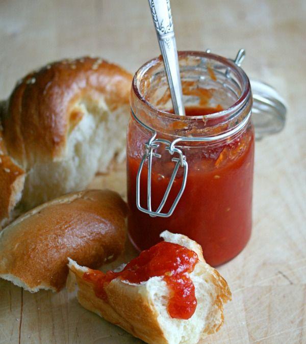 Συνταγή: Φτιάχνω μαρμελάδα ντομάτας