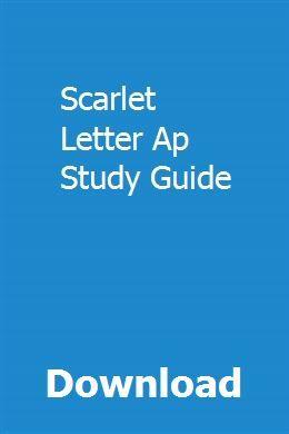 Download Scarlet Letter Ap Study Guide Pdf. Scarlet Letter Ap Study Guide download pdf. ebook Scarlet Letter Ap Study Guide Scarlet Letter Ap Study Guide
