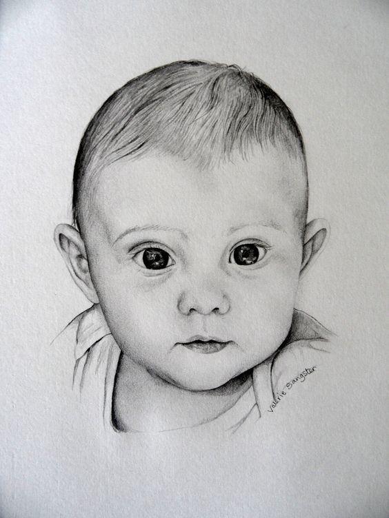 30 Boy Charcoal Drawing Ideas in 2020 | Pencil portrait ...