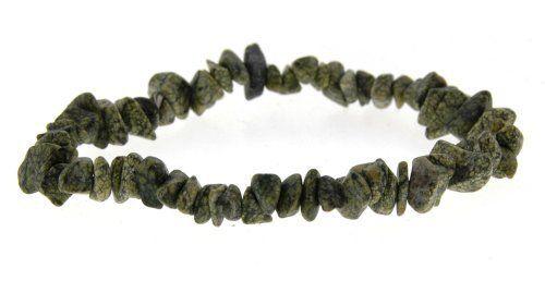 Single Strand Stretch Chip Bracelet - Russian Jade Bracelets - Semi-Precious Gemstones. $2.95. Chip Bracelet. Single Strand Stretch. Russian Jade