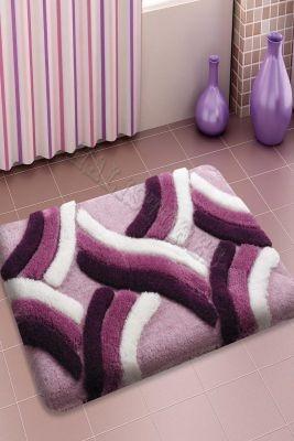Confetti Banyo Halısı İnka Lila