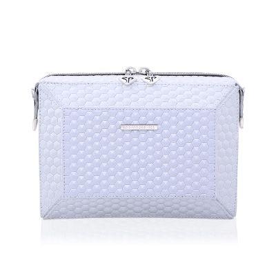 leather handbag HEXAGON