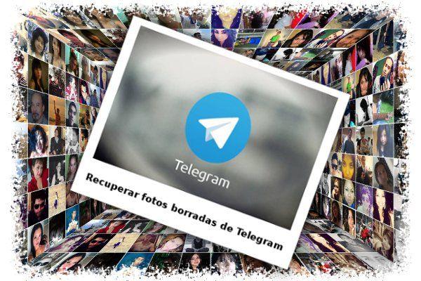 Estas son 3 formas en las que puedes recuperar fotos borradas de Telegram en Android sin utilizar aplicaciones.