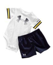 Ah, if we have a baby boy one day I'm going to buy all kinds of matching UA stuff for Jon and baby!
