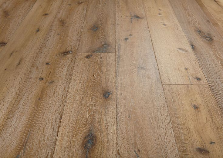 Timber: European Oak Widths: 250mm x 19mm (5mm wear) x 2.2m & 2.9m **Longer set lengths available, additional charges may apply Construction: Engineered with Solid Oak on all layers Finish: WOCA Danish Oil Please note: The EARTH collection is supplied in a Rustic Grade. As such, you can expect to see variation in colour and appearance between the boards. We recommend visiting our showroom where our display panels provide a good representation of the kind of variation you can expect in th...