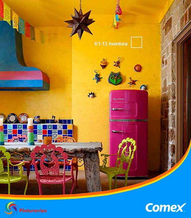 El Color Amarillo Del Sol El Rosa Mexicano Y El Azul De