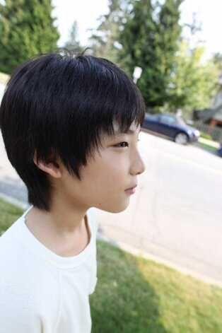 Asian Boy 인물 의상 Pinterest