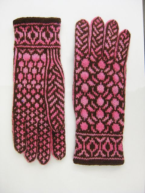 150 best Knitting: Gloves and Mittens images on Pinterest | Knit ...