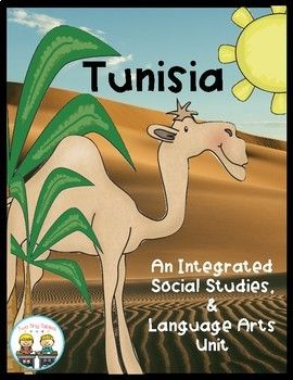 Looking for ideas for a study of Tunisia? Let's travel to Tunisia... Where in the world is Tunisia? The Tunisian Flag and Quick Facts Comparing Tunisia with your country Discovering and Colouring Tunisia's Diverse Regions Tunisia Information Pages and Research Webs on • Tunisia Landforms • Natural Resources and Industries (Good and Services) • People ~ customs, clothing, recreation, celebrations • Food • Animals