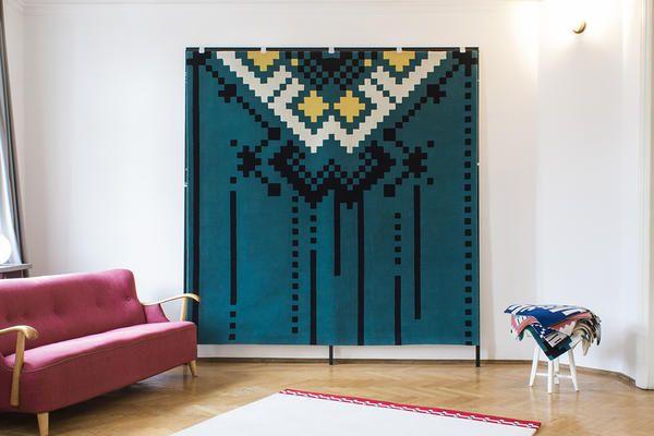 I tappeti moderni di Dare To Rug stanno conquistando tutti - Elle Decor Italia