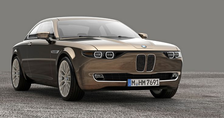 Done by David Obendorfer, the BMW CS Vintage Concept is meant to be a modern take on the classic BMW E9 models, from the 2000C and 2000CS models to the 3.0CSL, a couple of the most interesting and appealing cars ever to come out of Bavaria.