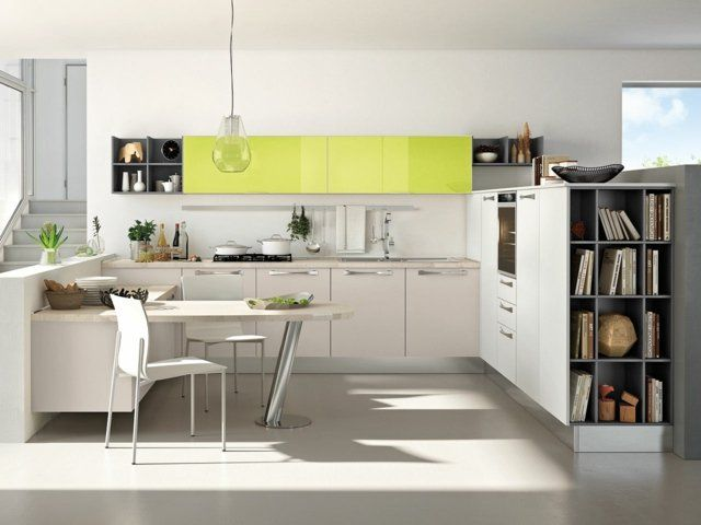 Die Besten 25+ Oberschrank Küche Ideen Auf Pinterest Moderne Kuchenmobel  Gamadeco .