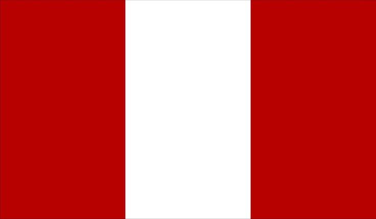 Peru Flag [Peruvian]