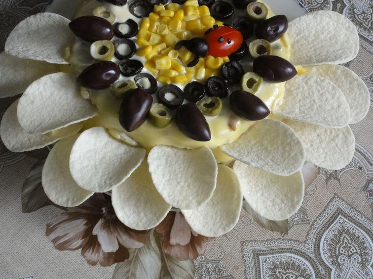 Miss... Boeuf salad!