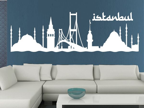 Istanbul skyline , i want this!