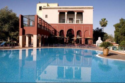 séjour Marrakech pas cher Go Voyage à l'Hotel Les Almoravides*** prix promo GoVoyage à partir 392,00 € TTC au lieu de 429,00 €