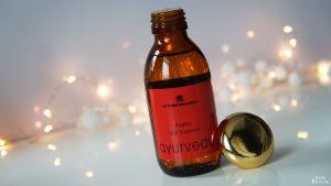 Blogger Tatiana deed een verkorte Ayurvedische test en gebruikte de Kapha olie: De schoonheid van Utsukusy http://www.blogenbeauty.nl/de-schoonheid-van-utsukusy/