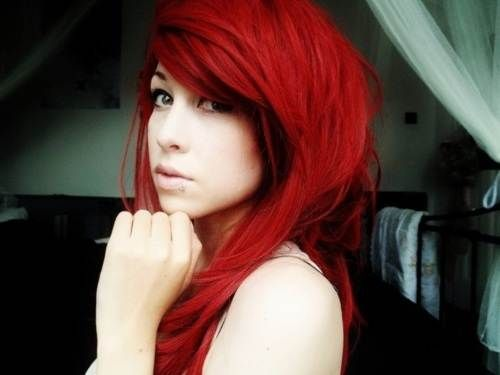Red-Hair-dye-Ideas- I love this so much i think it would look great on me.