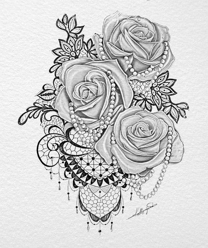Untitled Lace Tattoo Tattoo Designs Lace Tattoo Design