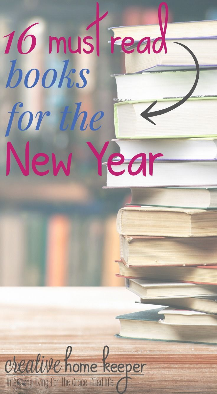 Looking for resources to start the new year off on the right foot? Check out this list of must-read books to get you ready for the New Year with intention and purpose! via @victoriaosborn