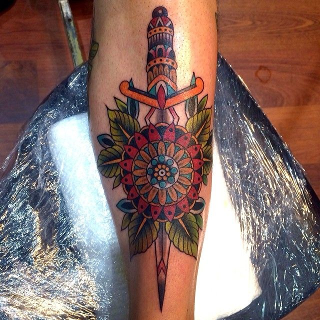 Done by nick amble tattooist based in sydney australia for Tattoo reviews sydney