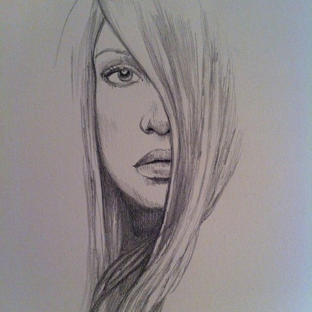 17 best images about drawing faces inspiration on for Inspirational pencil sketches