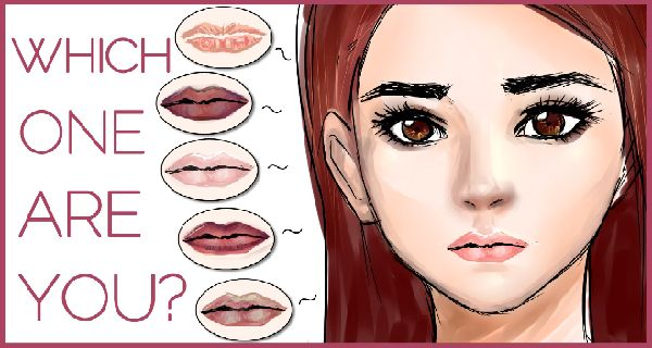 WHAT IS THE COLOR OF YOUR LIPS? Pale Lips Indicate Anemia, Purple Lips Are A Sign That Your Diet Is Poor - http://nifyhealth.com/what-is-the-color-of-your-lips-pale-lips-indicate-anemia-purple-lips-are-a-sign-that-your-diet-is-poor/