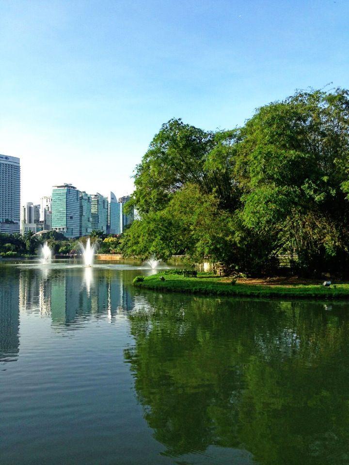 Lake Gardens (Taman Tasik Perdana) in Kuala Lumpur, Kuala Lumpur