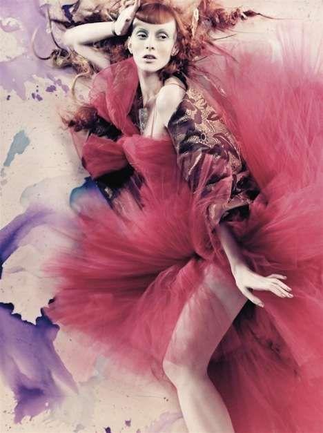 fashion editorial alexander mcqueen