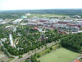 Oberhausen, Germany is where my parents currently live in.