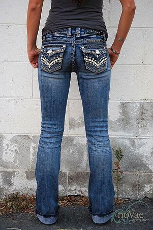 LA Idol Jeans - Vintage Stitch. Love, love, love these jeans!
