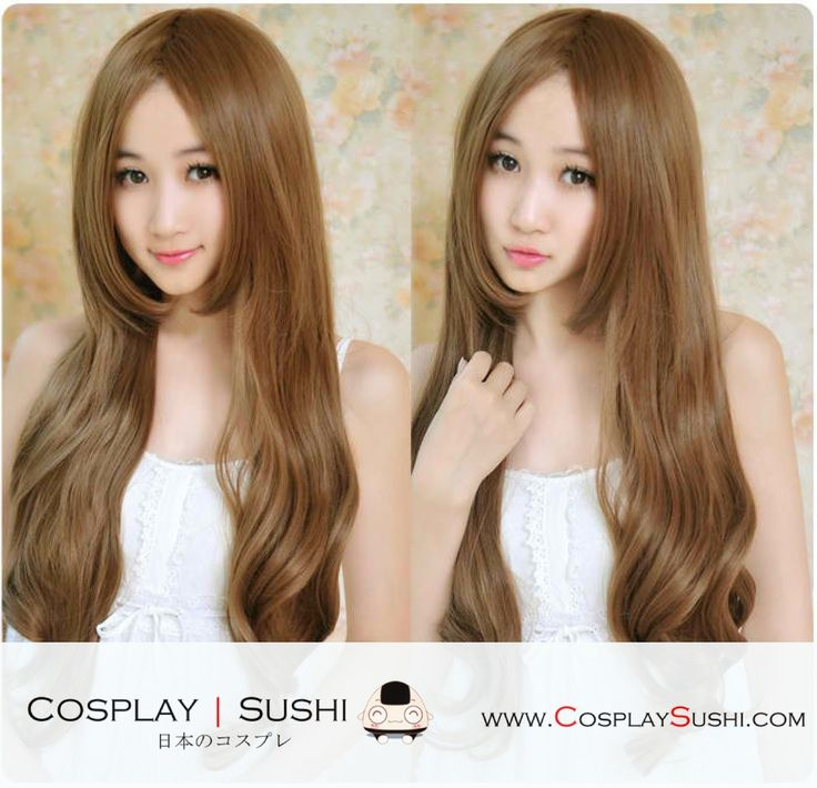 Get our NEW Hee-Yun Long Hair Wig! SHOP NOW ► http://bit.ly/16ntDCU Follow Cosplay Sushi for more cosplay ideas! #cosplaysushi #cosplay #anime #otaku #cool #cosplayer #cute #kawaii #Long #hair #hairstyle #wig #cosplaywig #fahsion #deisgn #style #pretty