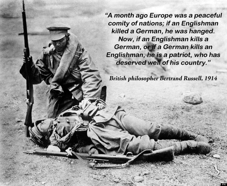 World war quote