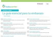 Guía esencial para tu embarazo: primer trimestre - BabyCenter