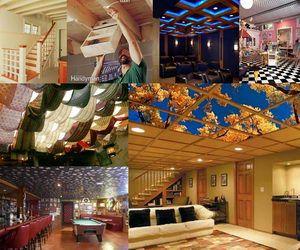 20 cool basement ceiling ideas flats ideas and inspiration