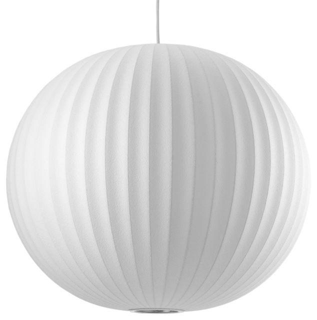 George Nelson Bubble Pendant Lamp, Ball, Large | Modernica asian-pendant-lighting  $435