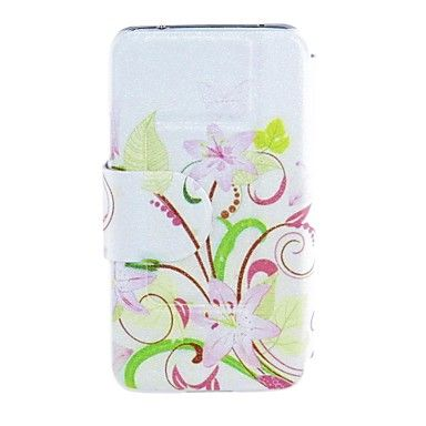 Kinston Kukat Lead perhonen malli PU Leather Full Body Case for Samsung S5 I9600 – EUR € 7.99