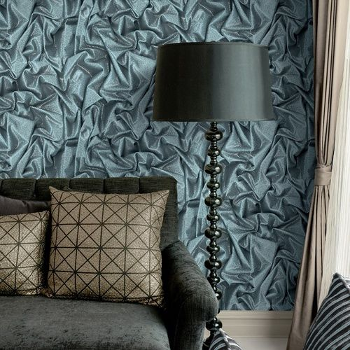 Shop - Crushed Satin | Annandale Wallpapers