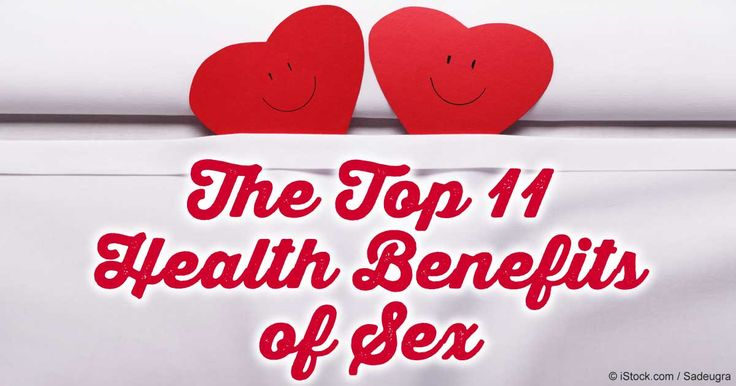 Increasing your sexual activity is a good strategy to help you achieve better health; here are 11 reasons why. http://articles.mercola.com/sites/articles/archive/2013/11/18/11-sex-health-benefits.aspx