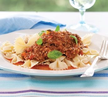 Kate's savoury mince (with hidden vegetables)