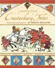 Chaucer's Canterbury Tales by Marcia Williams, 48 pgs