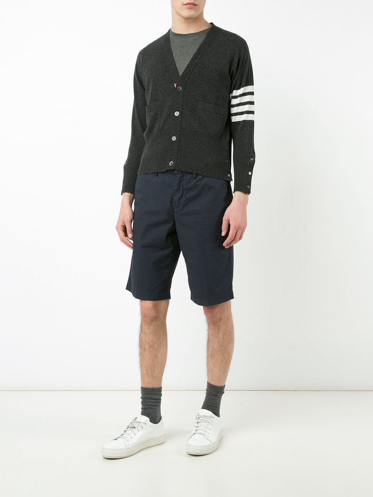 Thom Browne buttoned detail cardigan