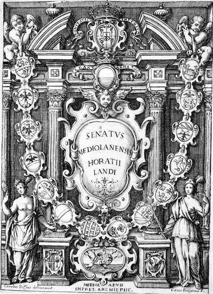 milanoneisecoli: Il Senato di Milano