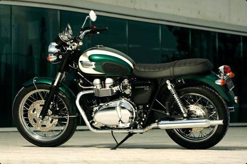 Triumph Bonneville india