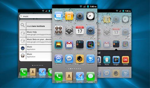 How to convert Android into iPhone. Here are top 5 launchers to turn android phone into an iPhone. Espier Launcher is the best launcher app to turn the android into iphone