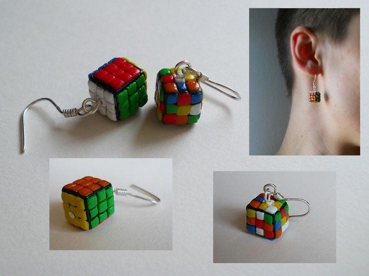Joyas del cubo de Rubik, lo más divertido :)